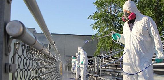 NOVINKA: Maximalizace produktivity pro velké dezinfekční práce