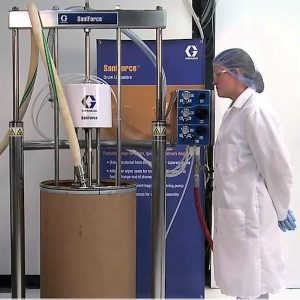 Čerpadla pro potravinářský a farmaceutický průmysl